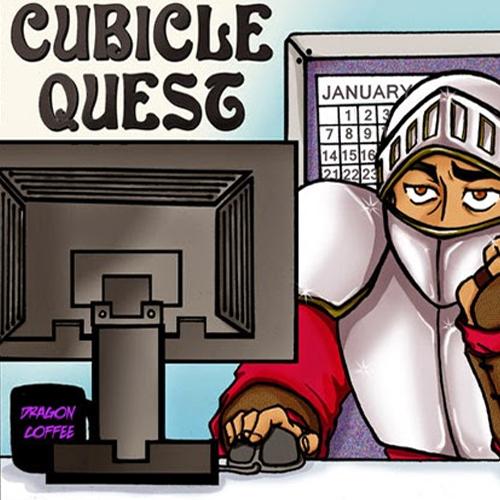 Cubicle Quest (PC) kostenlos (Indiegala)