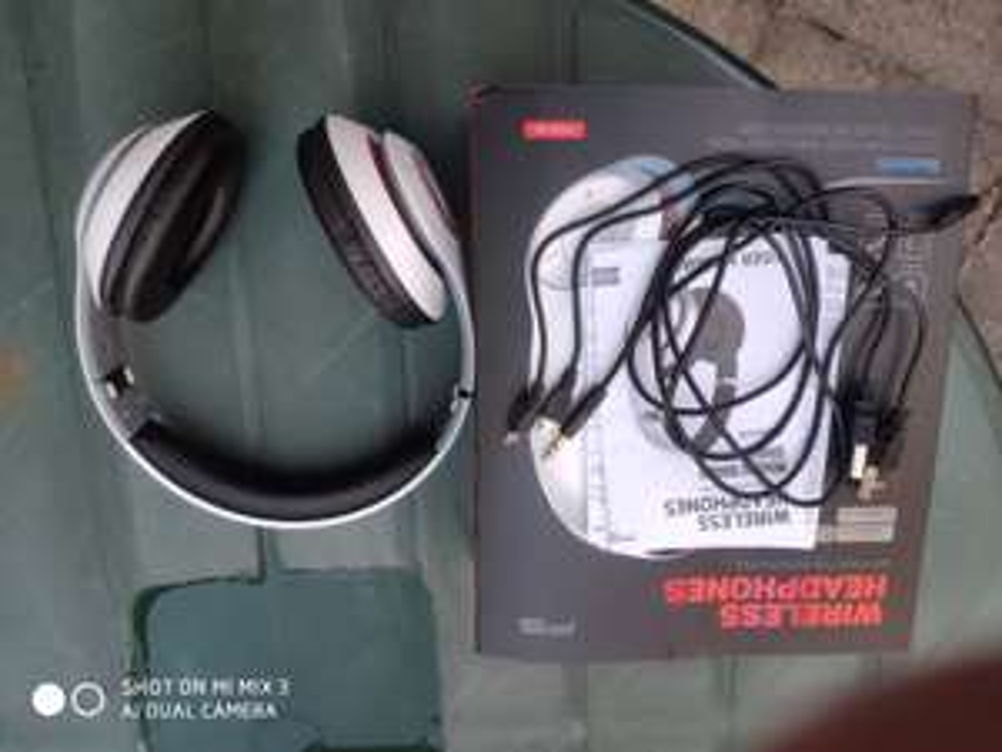 Platinet Bluetooth-Kopfhörer mit Mikrofon SD Card Slot