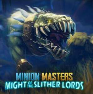 Minion Masters - Might of the Slither Lords (DLC) kostenlos (Steam)