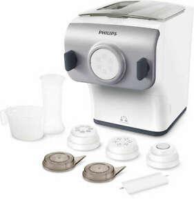 Philips HR2353/09 Pastamaker Nudelmaschine mit Wiegefunktion