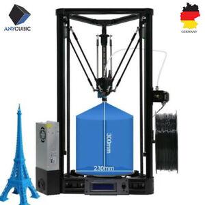 Anycubic Delta Kossel Plus - 3D Drucker mit Linearführungen