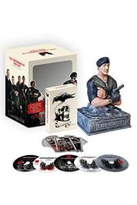 The Expendables Trilogy mit Stallone-Büste Limited Collector's Edition (Blu-ray) - Englisch