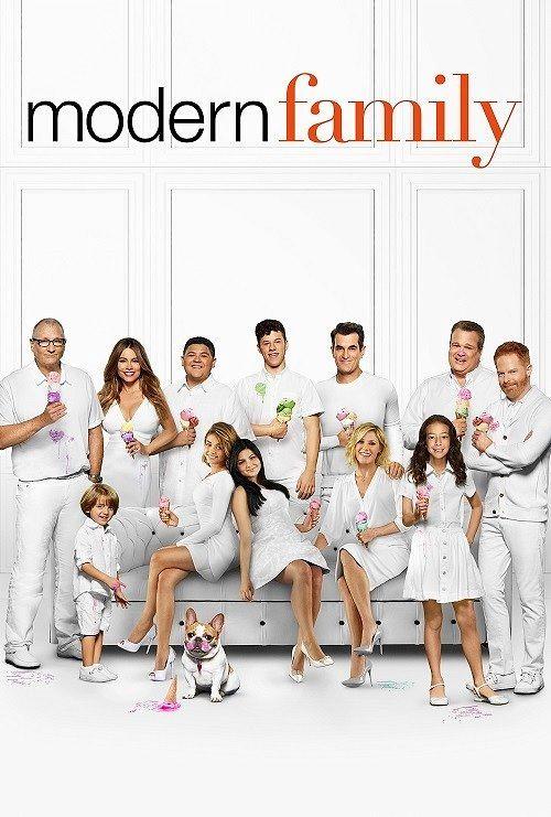 Modern Family Staffel 9 (und 8) DVD - mit Prime VSK-frei