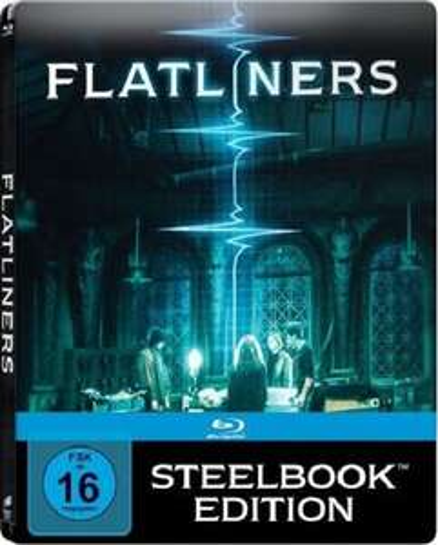 Flatliners Limited Steelbook Edition (Blu-ray) für 6,99€ (Amazon Prime & Media Markt)