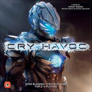 Cry Havoc [deutsche Edition] [Brettspiel]