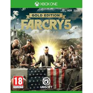 Far Cry 5 Gold Edition (Xbox One) für 24,98€ (Shop4DE)