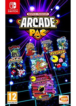 Namco Museum: Arcade Pac (Switch) für 20,90€ (Base.com)
