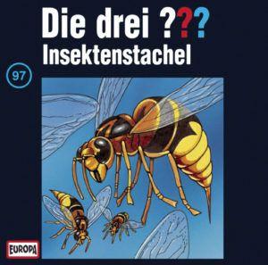 Die drei ??? (097) – Insektenstachel [Hörspiel/Fall der Woche/YouTube]