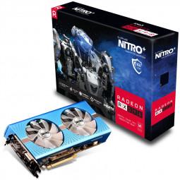 SAPPHIRE  Nitro+ Radeon RX 590 8G Special Edition, 8192 MB GDDR5