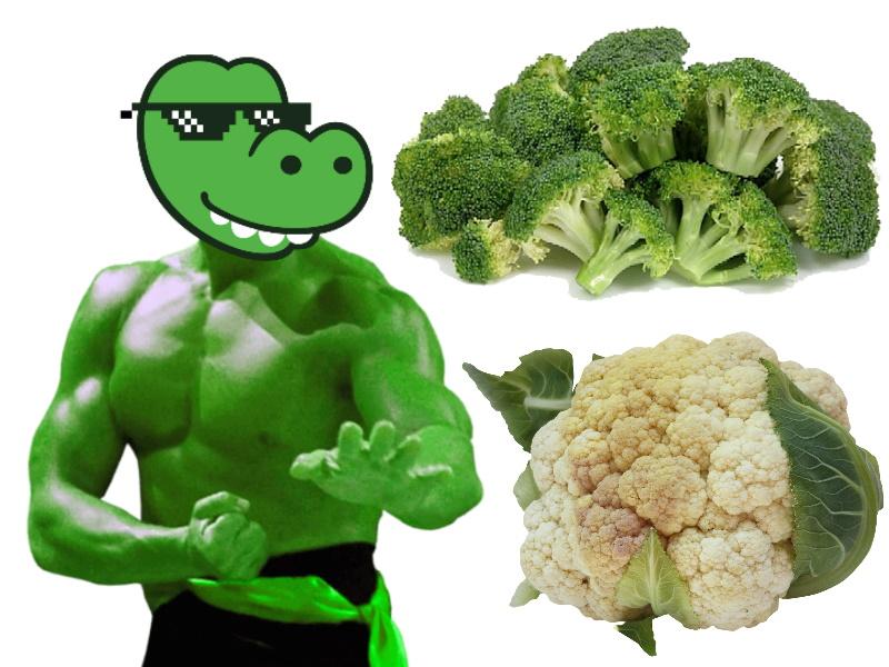 """""""Pumpermarkt"""" [KW34]: z.B. 3x 1kg TK-Gemüse (Broccoli, Blumenkohl, etc.) für 3,18€ bei Netto Markendiscount ab Donnerstag"""