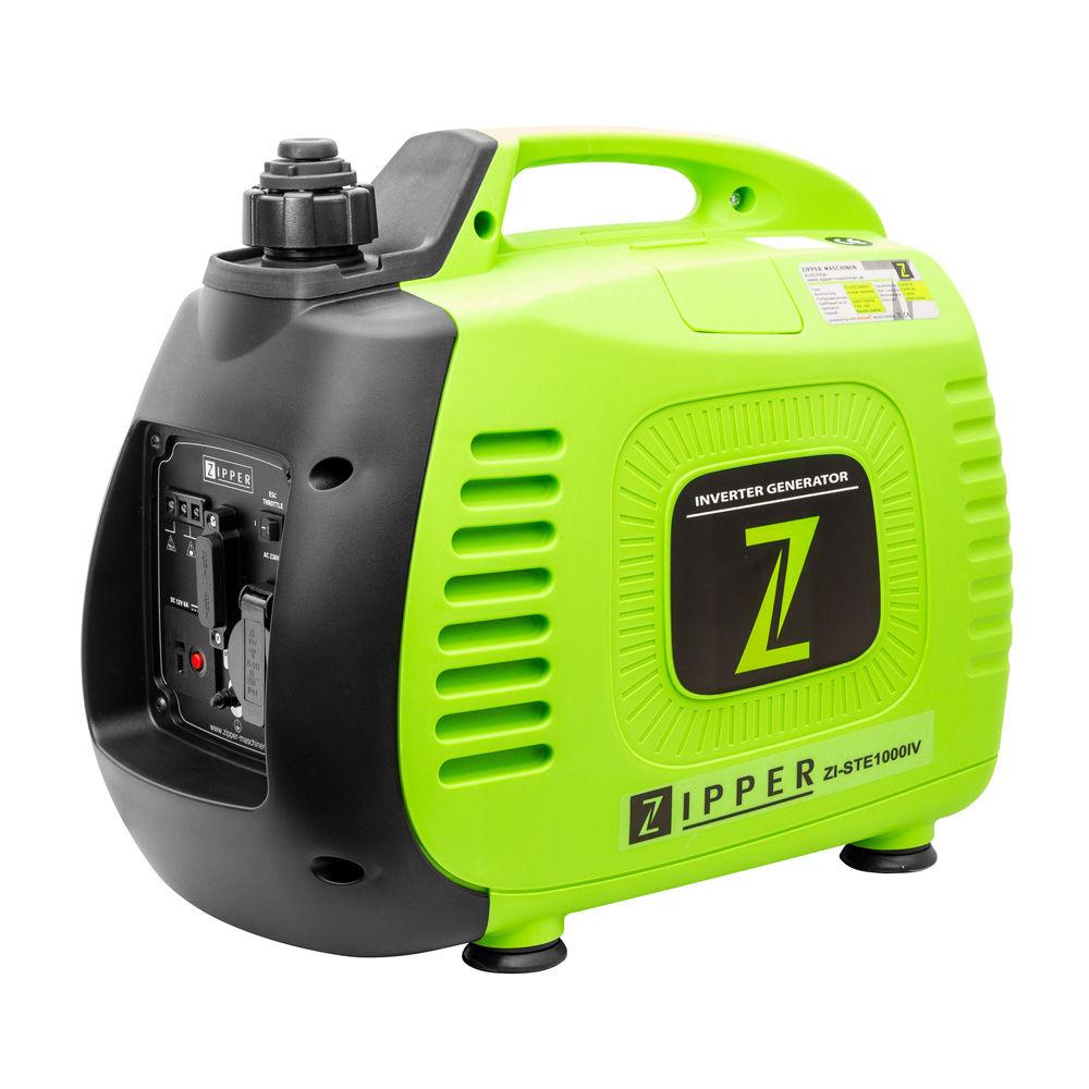 """Zipper Stromerzeuger """"ZI-STE1000IV"""" (1.3 kW, 2.5-L Tank, Inverter-Technologie) *versandkostenfrei* [Globus-Baumarkt.de]"""