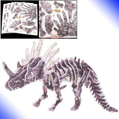 (HK) Dinosaurier 3D Puzzle ab 3.19€ @ Ebay