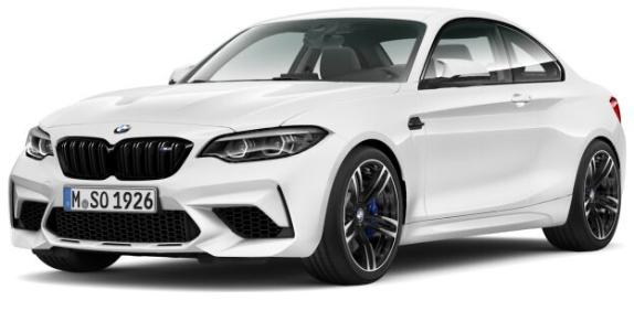 [Privat- und Gewerbeleasing] BMW M2 Competition Coupé Leasing 411 PS für 459€/Monat (brutto) | 10.000km/Jahr | 48 Monate/Laufzeit | änderbar