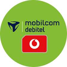 Mobilcom-Debitel Vodafone Smart Surf (2GB LTE) + 50 Freiminuten & -SMS für mtl. 4,99€