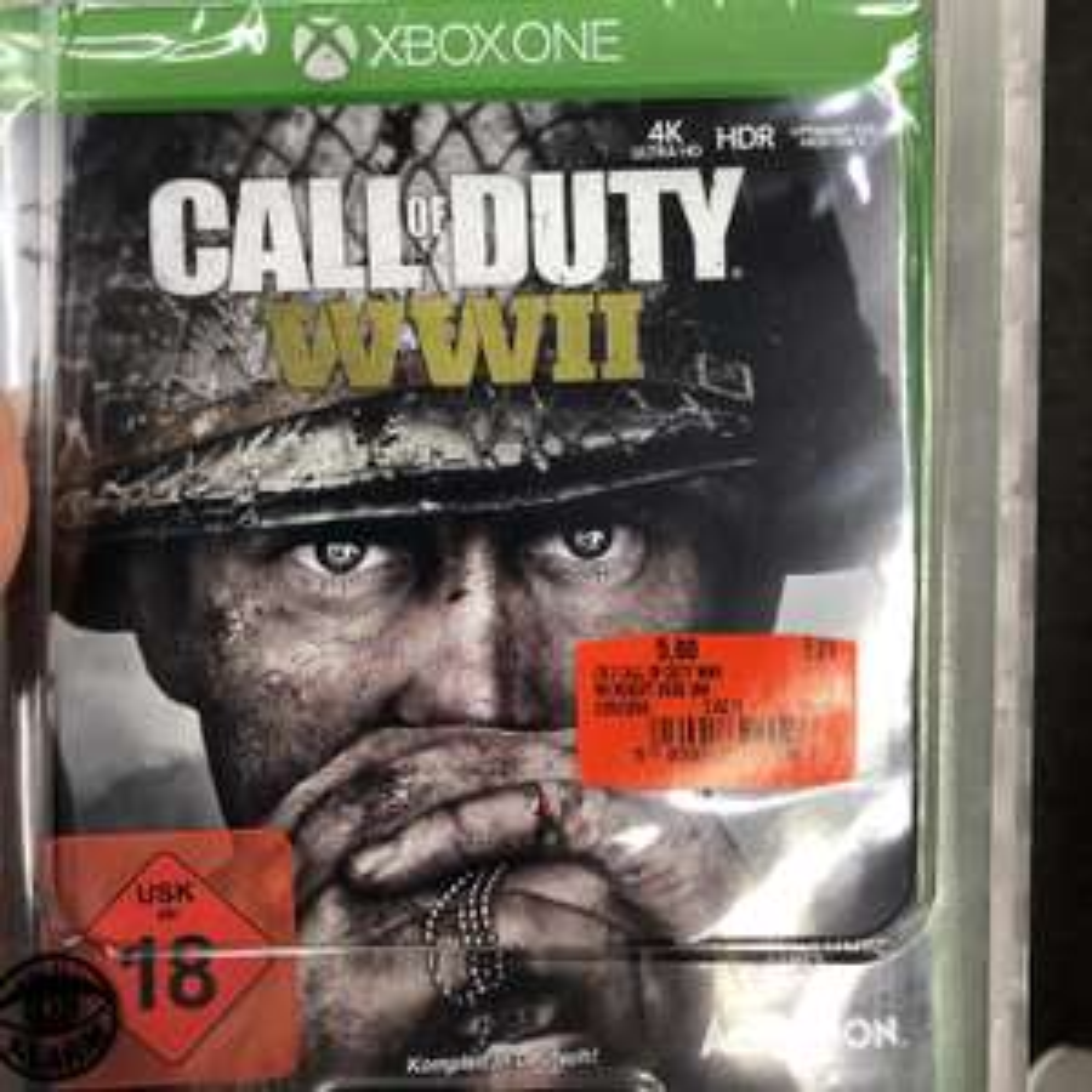 Call of Duty WWII [LOKAL] MM Baden Baden