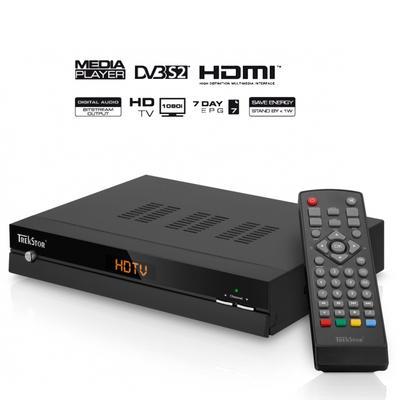 TrekStor HD SATReceiver Talon S2 mit HDMI und USB für nur 34,99 EUR inkl. Versand