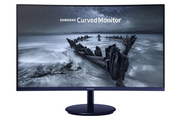 Samsung C27H580F - 27 Zoll Full HD Curved Monitor (16:9, 250cd/m², 4ms, VA-SVA-Panel, 119% sRGB, 88% Adobe RGB, AMD FreeSync, 60 Hz)