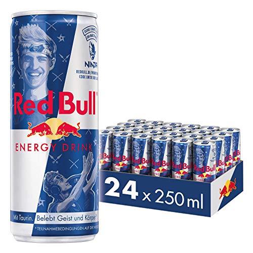 Red Bull für 0,87 € je 250 ml-Dose zzgl. Pfand (Amazon Prime)