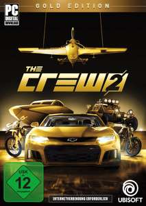 The Crew 2 - Gold Edition [PC Code - Uplay] [Amazon]
