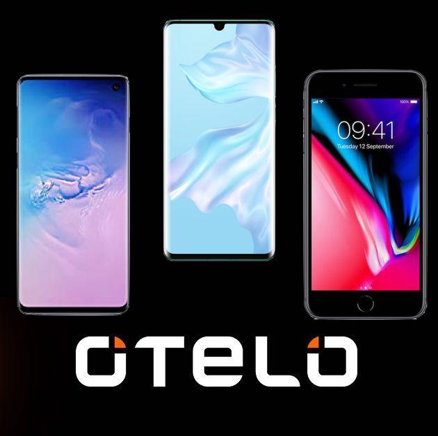 Otelo Allnet Max (20GB LTE) mtl. 29,99€ + Huawei P30 Pro (53,99€), Samsung Galaxy S10 (153,99€) od. iPhone 8 (103,99€) + PlayStation Classic