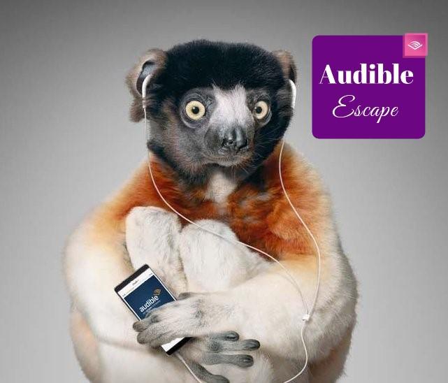 Audible Escape (Romantik, Englisch)