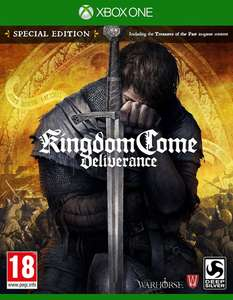 Kingdom Come: Deliverance Special Edition (Xbox One & PS4) für je 9,87€ (HD Gameshop)