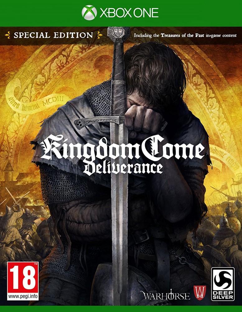Kingdom Come: Deliverance Special Edition (Xbox One) für 13,37€ (HD Gameshop)