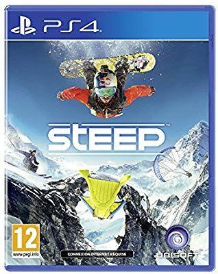 Steep(PS4) [Amazon Prime]