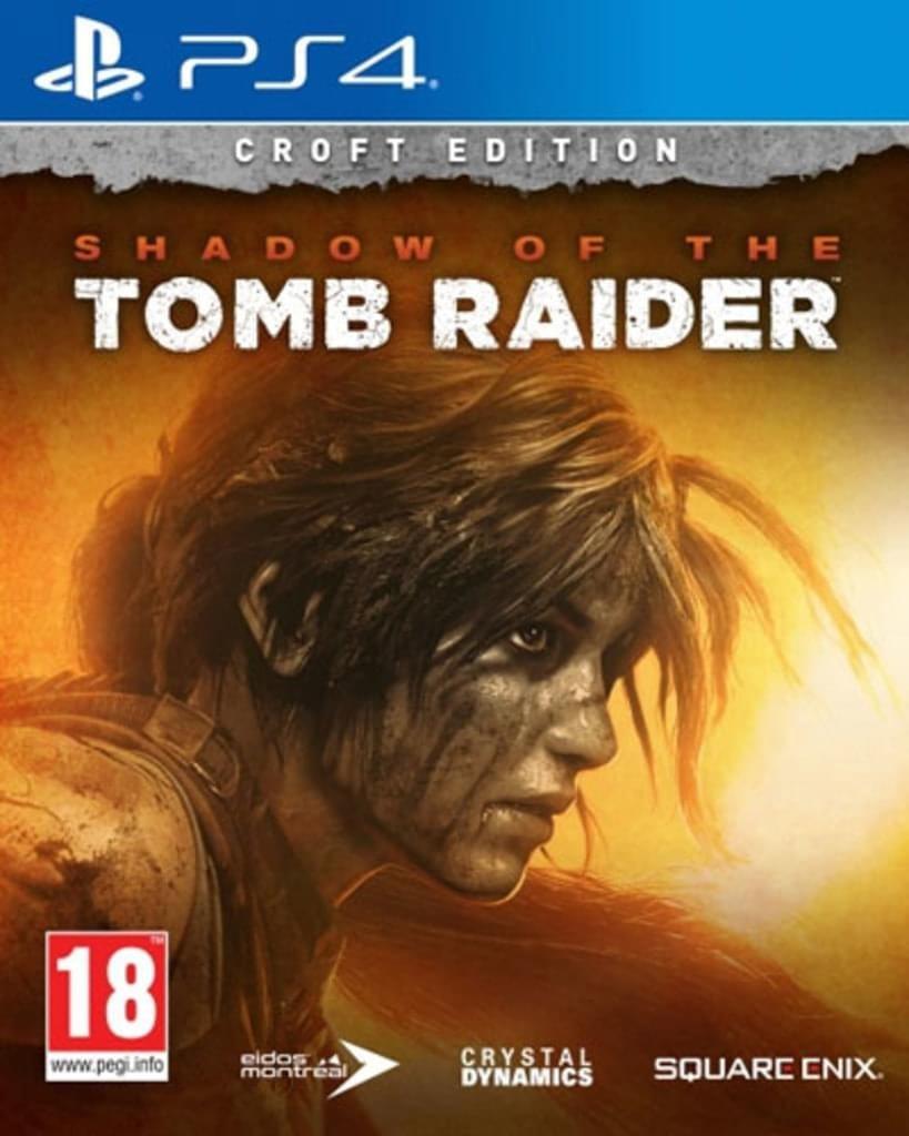 Shadow of the Tomb Raider Croft Edition (PS4 & Xbox One) für je 28,90€ (HD Gameshop)
