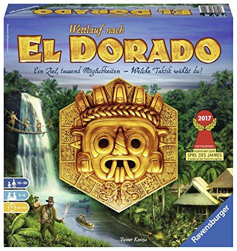 Wettlauf nach El Dorado Brettspiel nominiert zum Spiel des Jahres 2017 via Ama Prime