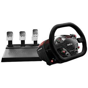 Thrustmaster - TS-XW Racer Sparco P310 Competition Mod (PC + Xbox) inkl. Pedale