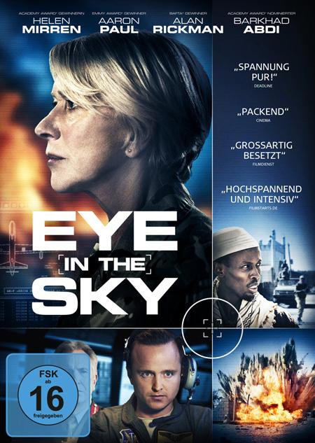 Eye in the Sky - In letzter Sekunde / kostenlos im Stream [ARD Mediathek] - IMdB 7,3