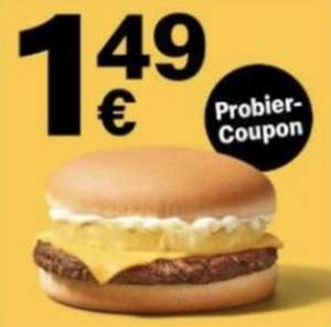 Hawaii Burger für 1,49€ (McDonald's)