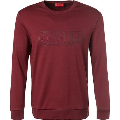 HUGO Dicago U6 Sweatshirt Herren rot [Amazon]