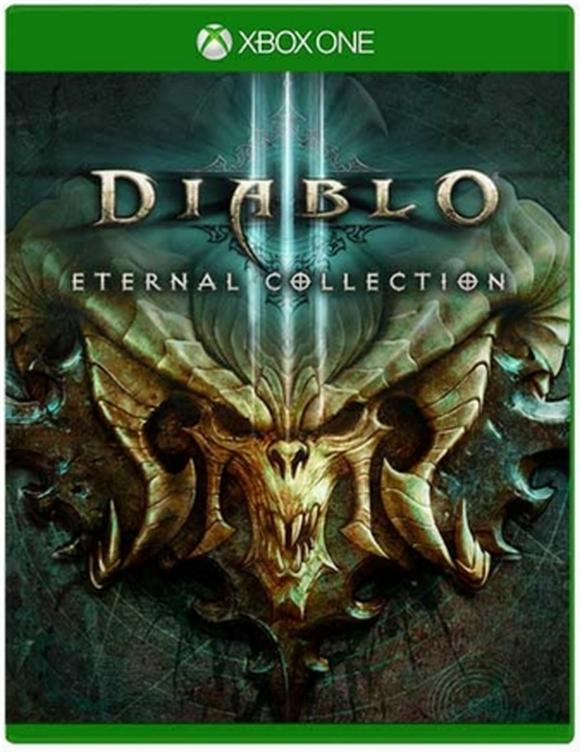 Diablo 3: Eternal Collection(Xbox One) [Saturn Abholung]
