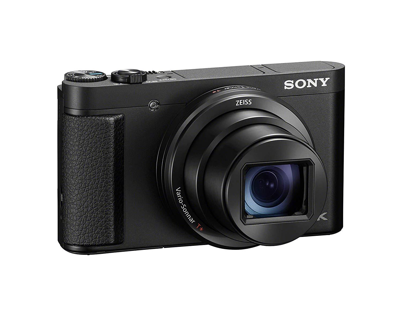 Sony Cyber-shot DSC HX95 (18,2 MP; 28fach Zoom, 4K, WLAN) für 328,94€ [amazon.co.uk]