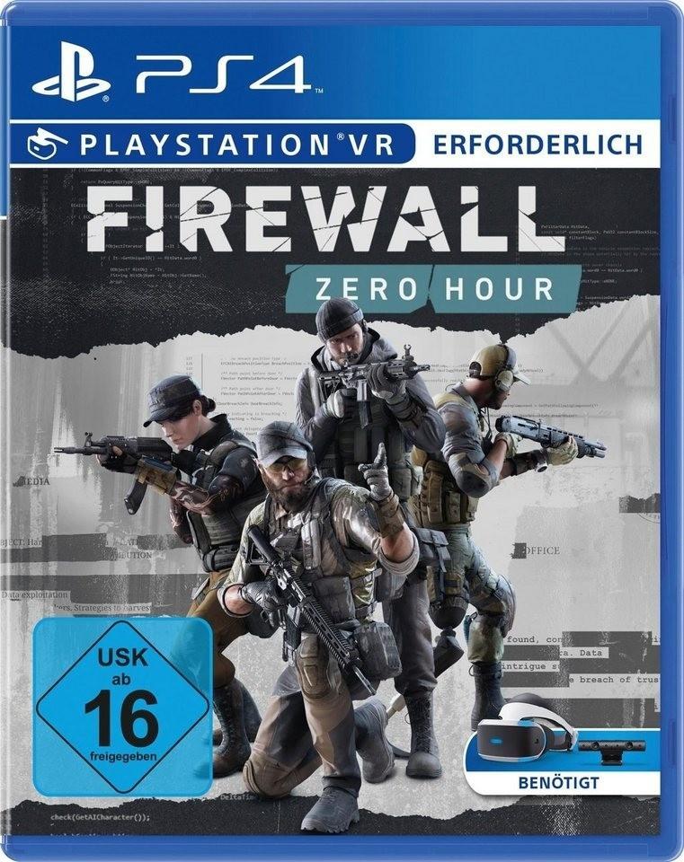 Firewall: Zero Hour (PS4-VR) für 11,75€ (Expert)