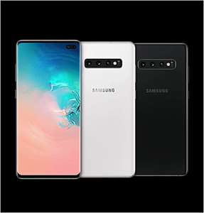 Saturn Osnabrück: Samsung Galaxy S10 Plus 512 GB Ceramic White/Black