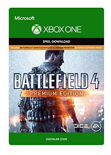 Battlefield 4: Premium Edition (Xbox One Download Code) für 10€ (Amazon)