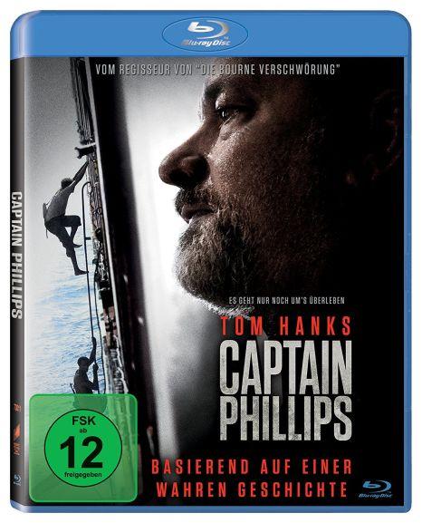 Captain Phillips (Blu-ray) für 3,68€ (Dodax)