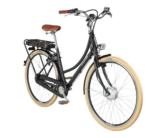 Prophete E-Bike City Nostalgia E, 28 Zoll