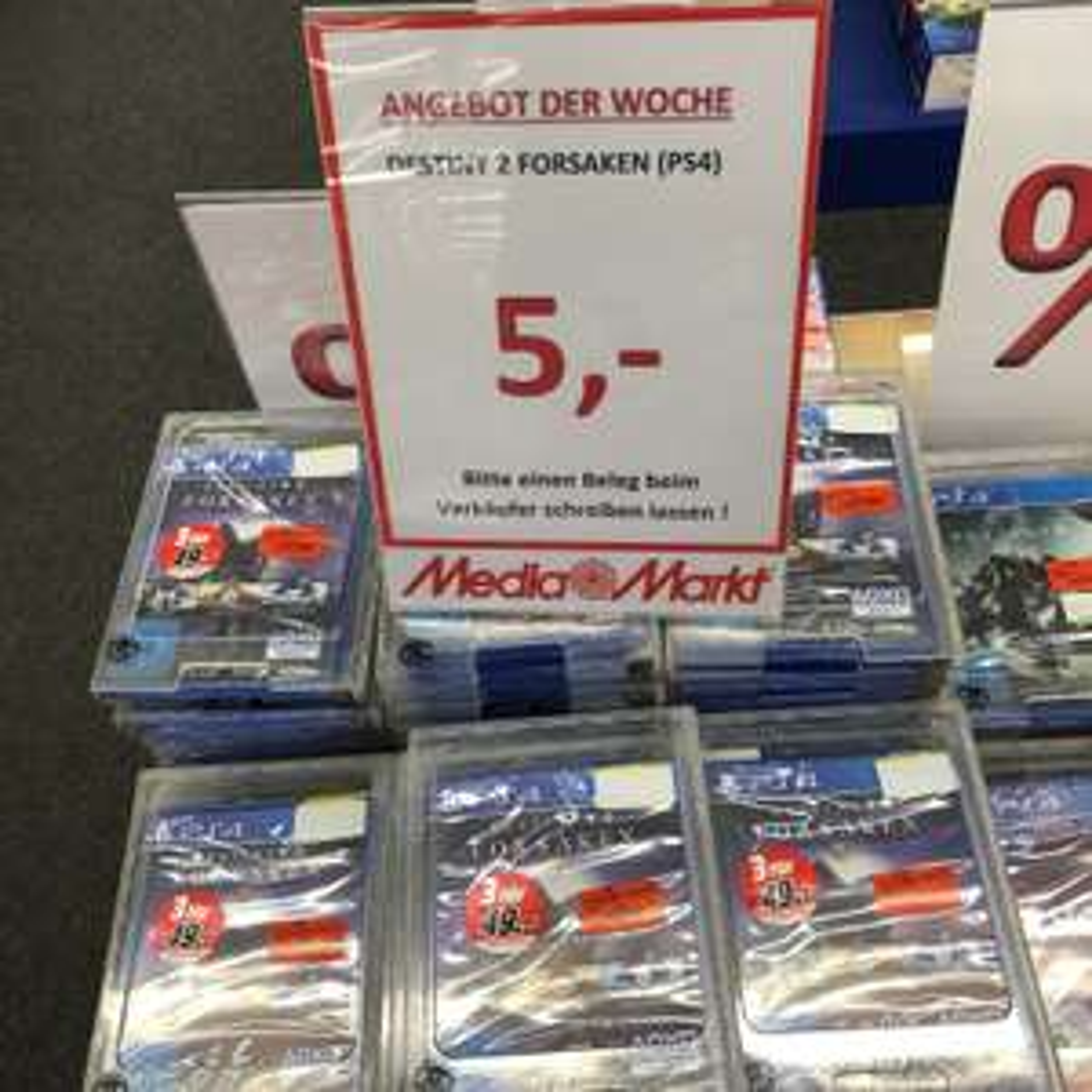 PS4 Destiny 2 Forsaken Legendary Collection Media Markt Baden-Baden