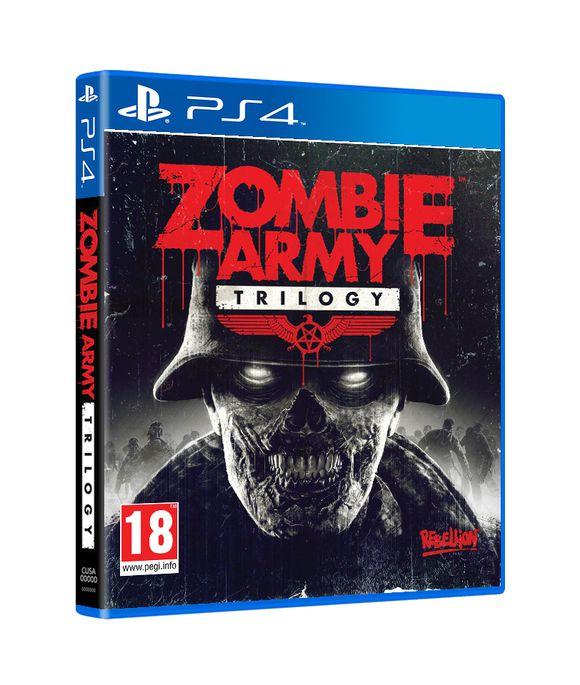 Sniper Elite: Zombie Army Trilogy (PS4/Uncut) für 14,95€ (Coolshop)