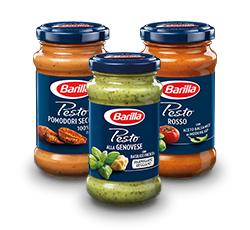 [LIDL] ab 19.08 diverse Barilla Pesto für 1,99€