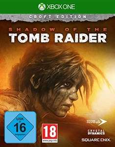 Shadow of the Tomb Raider Croft Edition (Xbox One & PS4) für 28,99€ [gameware.at]