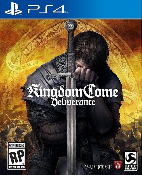 Kingdom Come Deliverance, PS4, XBOX ONE, Gamware.at