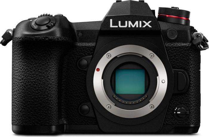 Panasonic Lumix G9 spiegellose Systemkamera - Amazon.co.uk 681€