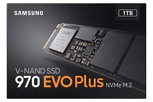 [Amazon] Samsung  970 EVO Plus 1TB NVMe M.2 MZ-V7S1T0BW