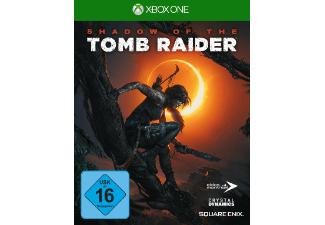 [Saturn] Shadow of The Tomb Raider (Standard Edition) - Xbox One für 15,-€