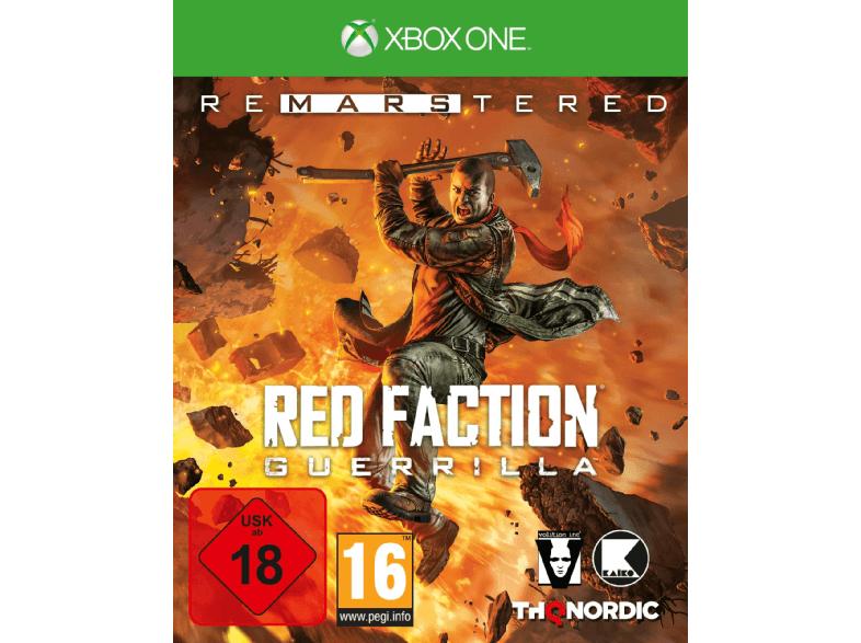 Red Faction Remastered für 7€ (Xbox One) [Saturn)